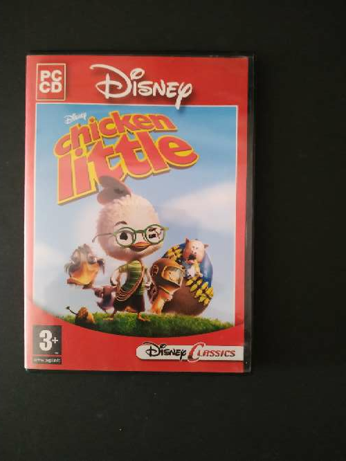 Imagen producto Chicken Little PC 1