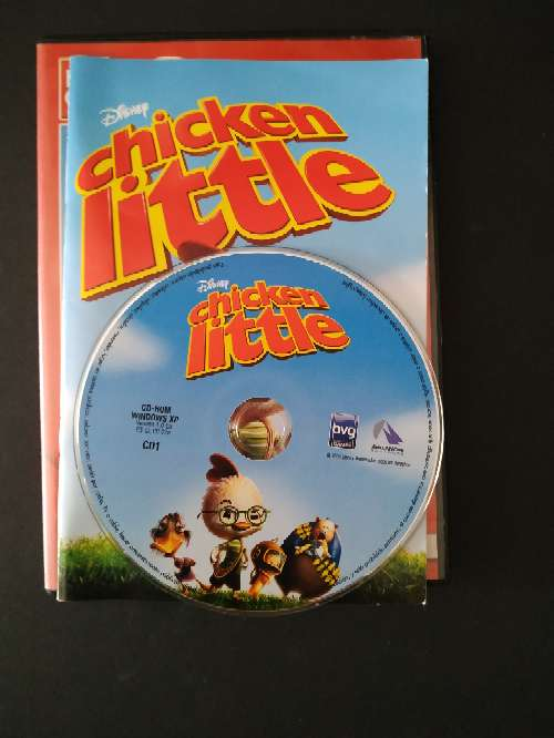 Imagen producto Chicken Little PC 5