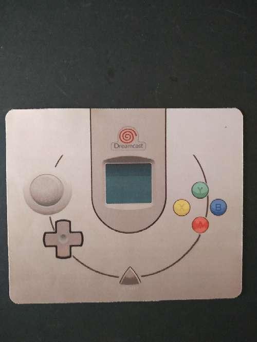 Imagen Alfombrilla Ratón PC Dreamcast