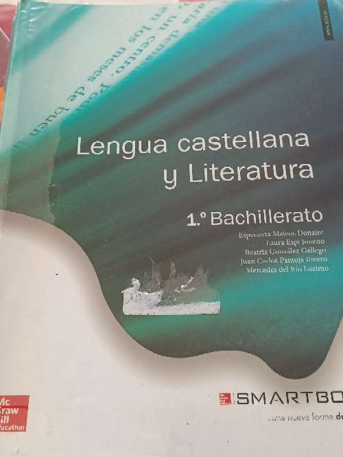 Imagen producto Libros de texto bachillerato 3