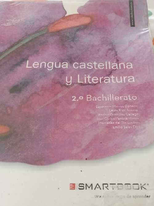 Imagen producto Libros de texto bachillerato 5