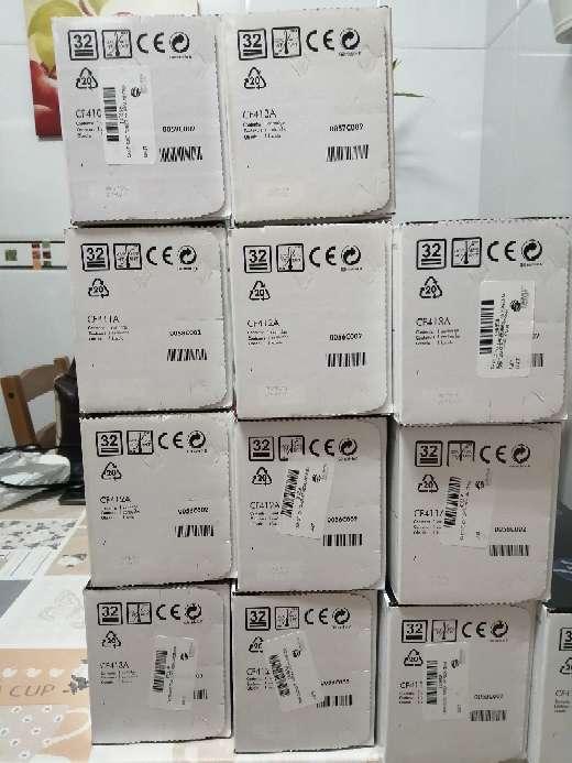 Imagen producto Hp Cartuchos (Laserjet CF410A)  2