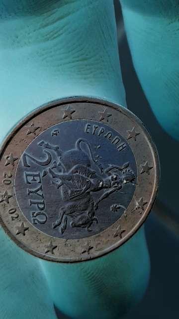 Imagen producto 2 euro grecia 2002 S en la estrella  2