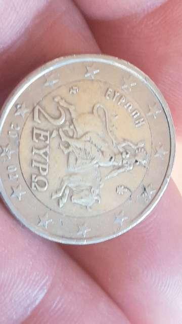 Imagen producto 2 euro grecia 2002 S en la estrella  6