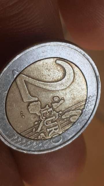 Imagen producto 2 euro grecia 2002 S en la estrella  4