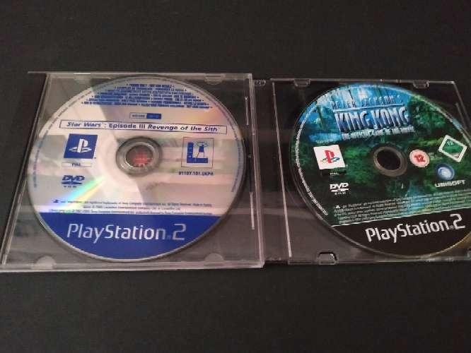 Imagen Pack 2 juegos PS2