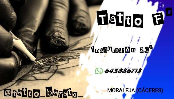Imagen Tatuajes baratos