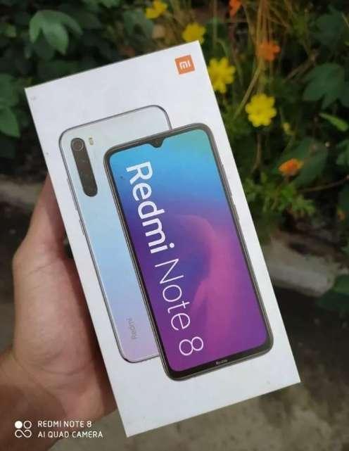 Imagen Xiaomi Note 8