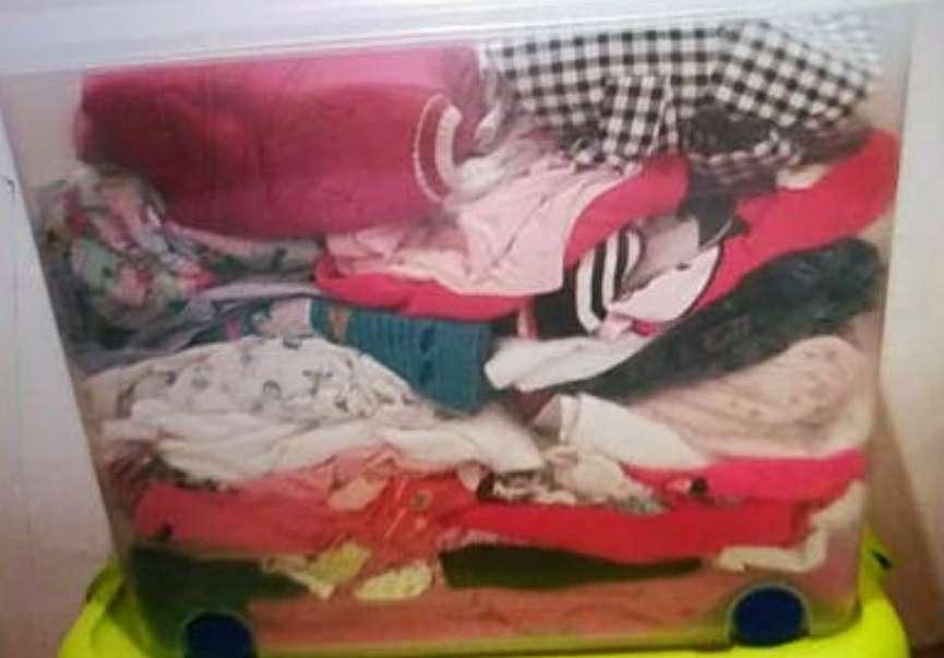 Imagen producto Lote de ropa niña 4
