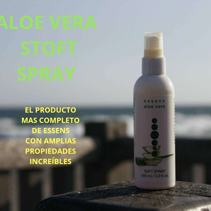 Imagen stof spray el producto más versátil  de ESSENS