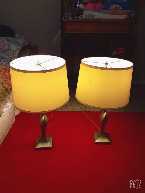 Imagen lamparas an tiguas