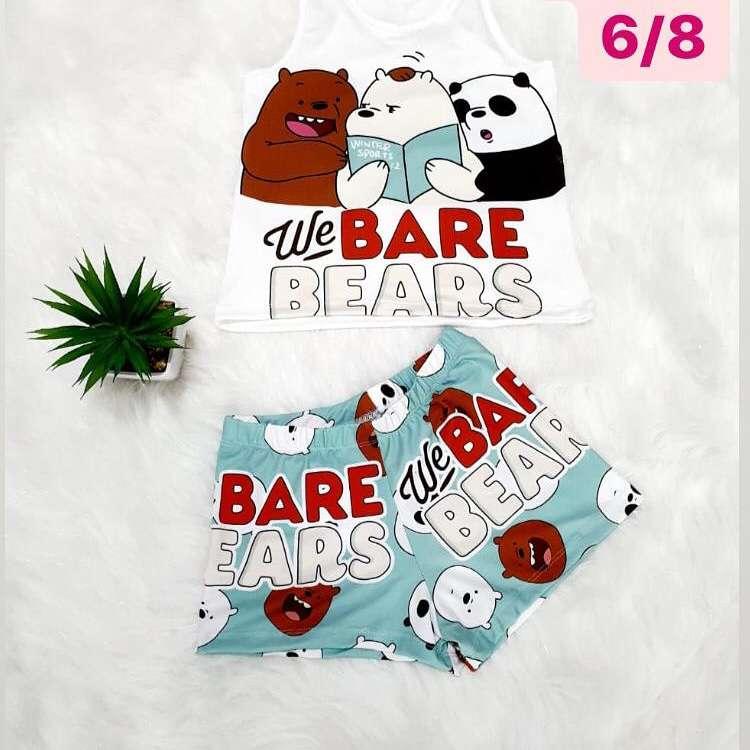 Imagen producto Pijamas para dama y niña 9