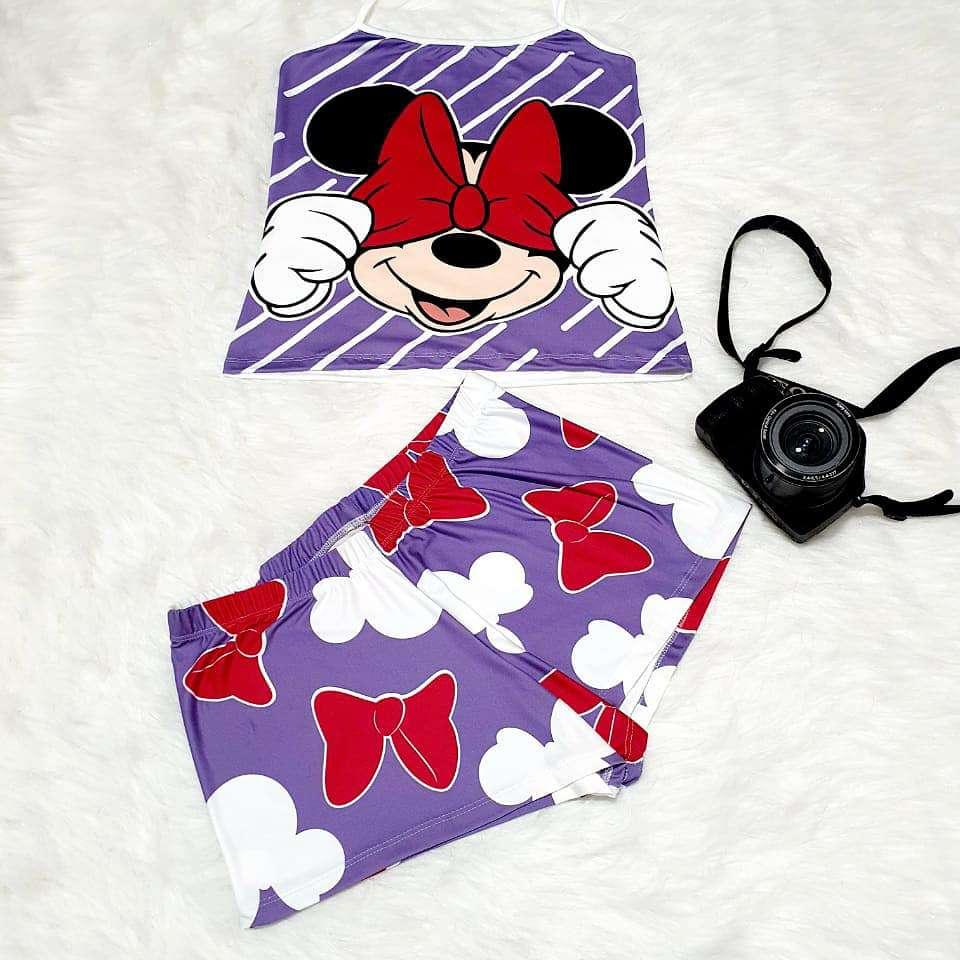Imagen Pijamas para dama y niña