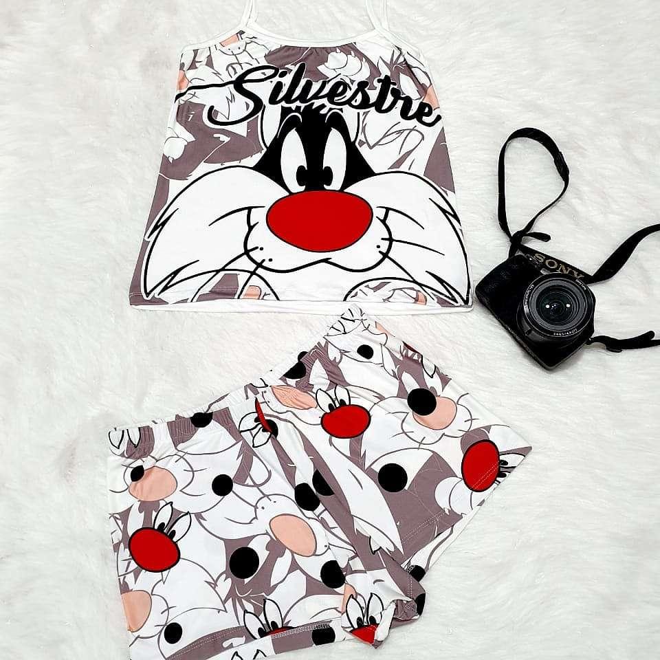 Imagen producto Pijamas para dama y niña 2