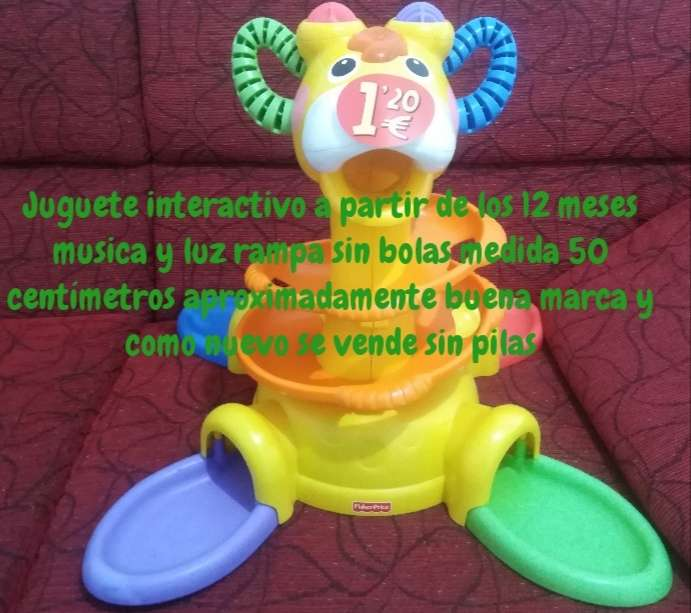Imagen Juguete 12 a 18 meses