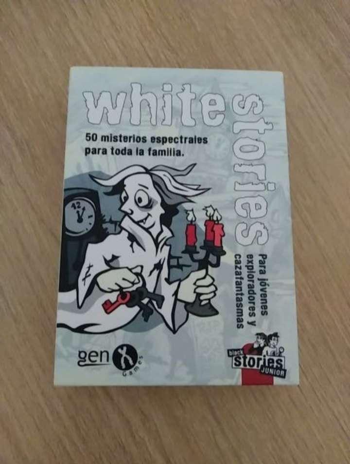 Imagen Juego White Stories