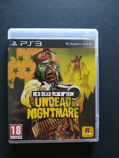 Imagen Red Dead Redemption Undead Nightmare PS3
