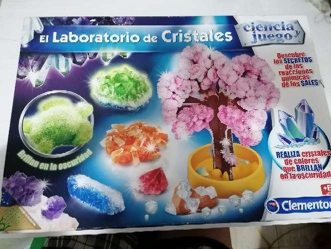Imagen Laboratorio de cristales