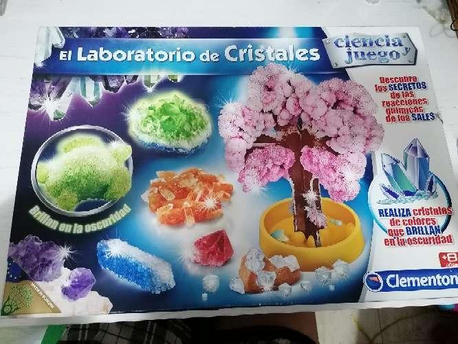 Imagen producto Laboratorio de cristales 2