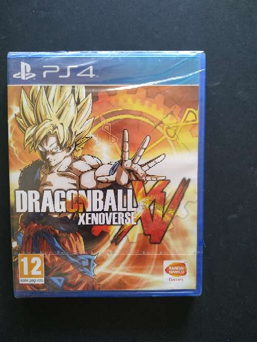 Imagen Dragon Ball Xenoverse PS4