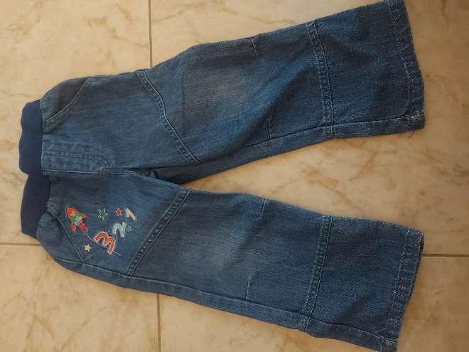 Imagen pantalon vaquero para niños