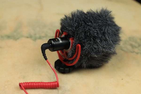 Imagen producto RODE VIDEOMICRO (microfono)  4