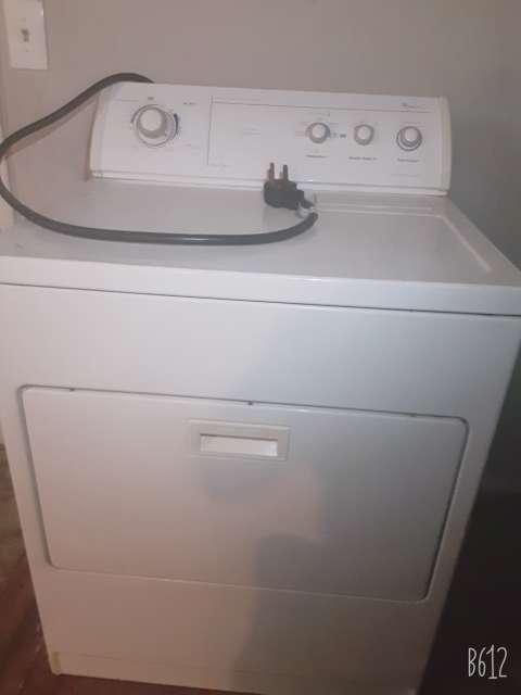 Imagen secadora whirlpool