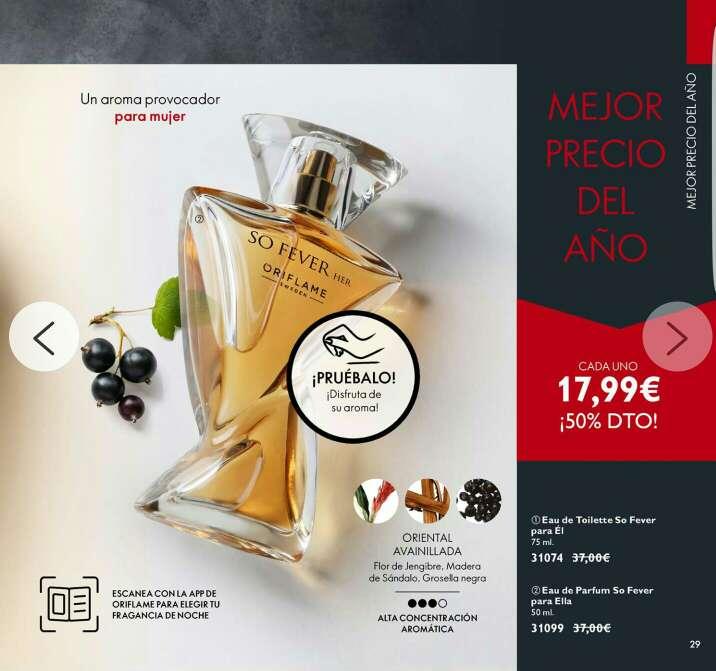 Imagen perfume para mujer