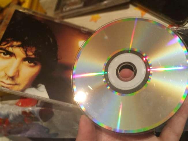 Imagen CD de Antonio Orozco