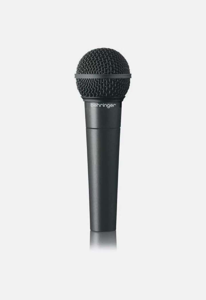 Imagen Micrófono Behringer XM8500 ultravoice.