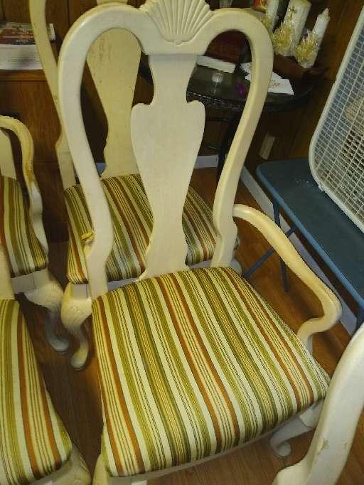 Imagen producto Dining room chairs/juego de sillas para comedor 3