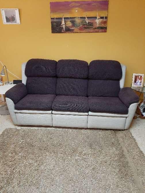 Imagen sofá electrico
