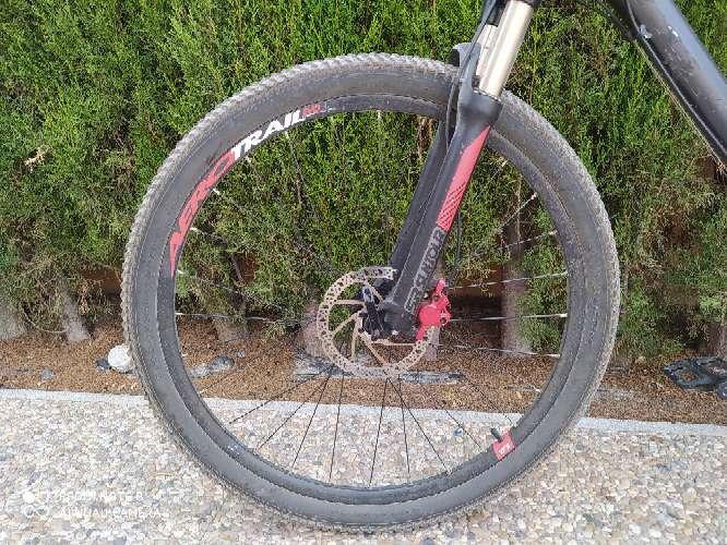 Imagen Vendo bicicleta nueva