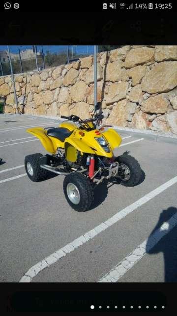 Imagen Suzuki LTZ 400cc