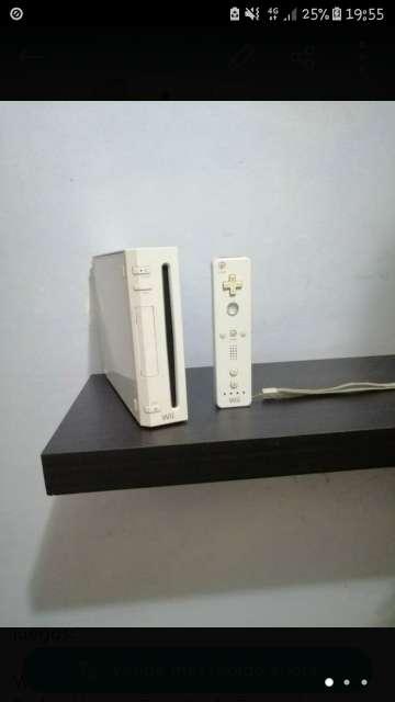 Imagen Wii y juegos