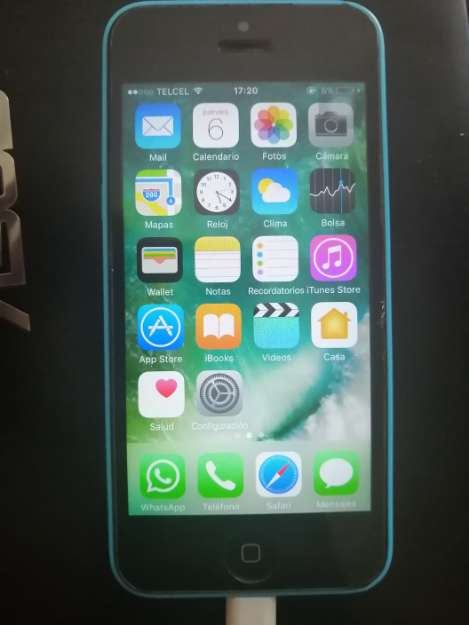 Imagen Teléfono celular Iphone 5c