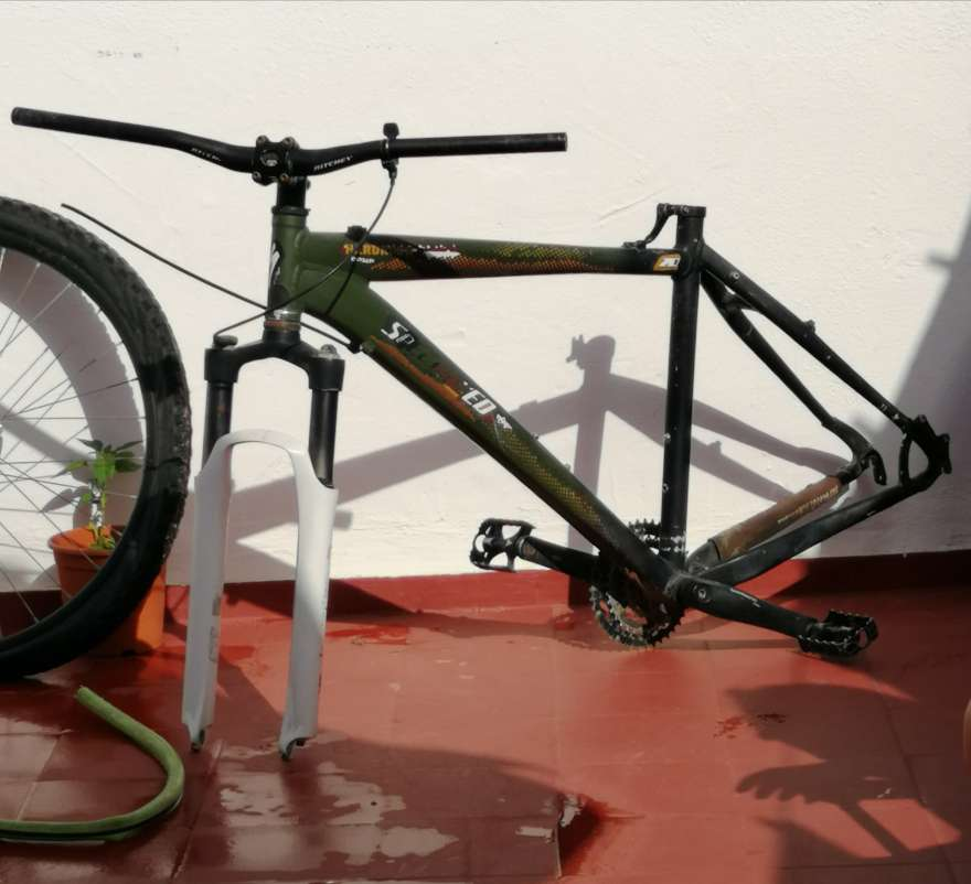 Imagen Bicicleta specialized