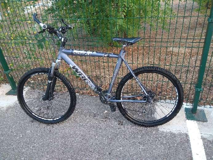 Imagen bicicleta de montaña Conor WRC