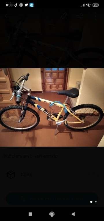 Imagen Bicicleta Orbita