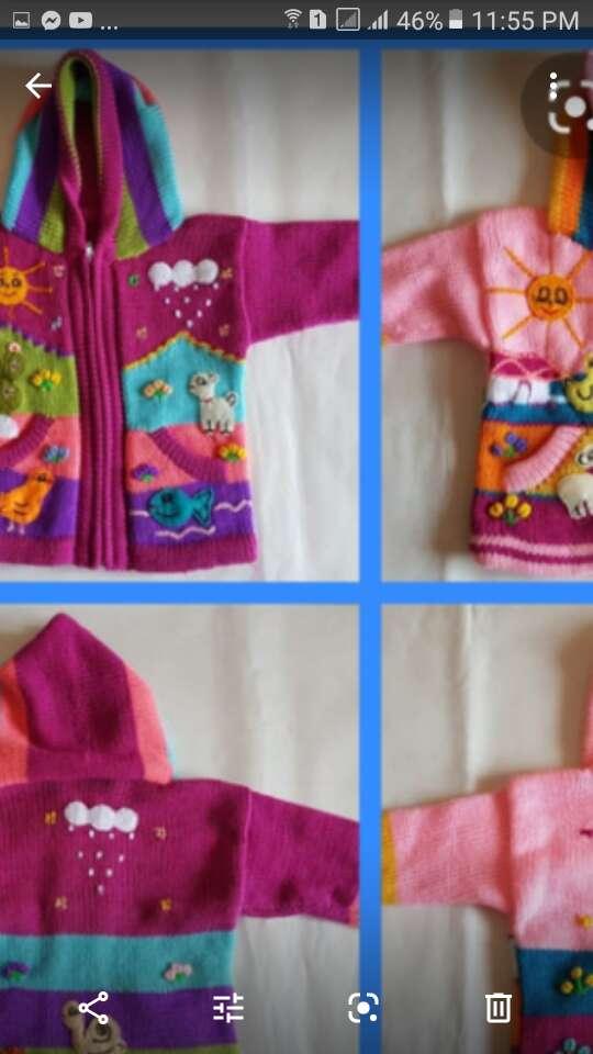 Imagen chaquetas artesanales