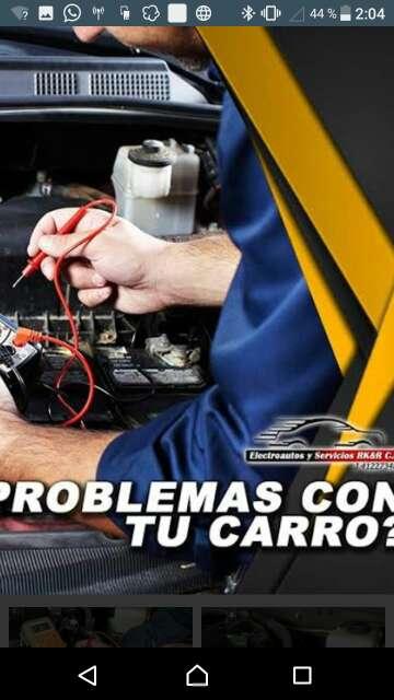 Imagen Electricista Automotriz Su Solución Grantisada