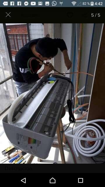 Imagen producto Aires Acondicionados Instalamos y Reparamoa 2