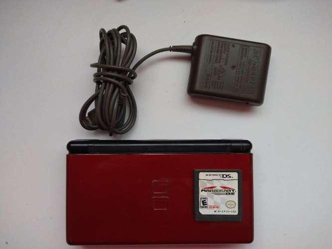 Imagen nintendo DS Lite rojo