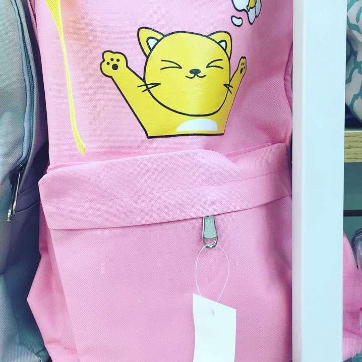 Imagen mochilas para niños