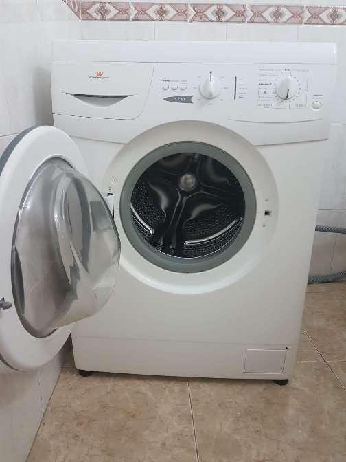 Imagen vendo lavadora
