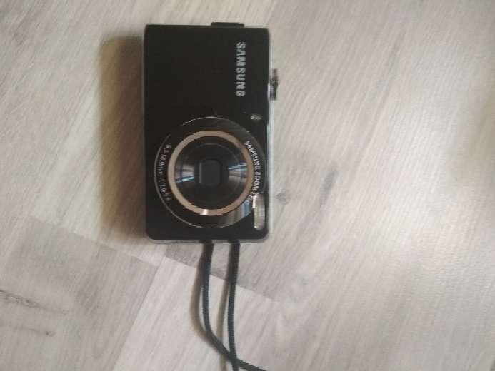 Imagen cámara de fotos Samsung