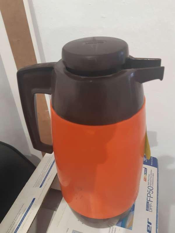 Imagen termo naranja