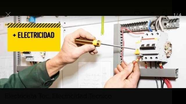 Imagen producto Electrisista a Domisilio Somos Su Mejor Solucion 2