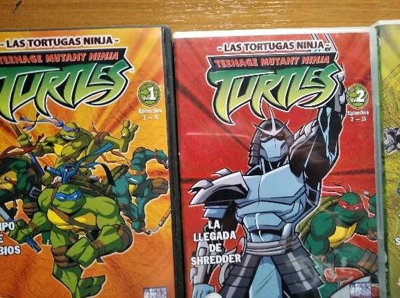 Imagen serie tortugas ninja 2003 contacto 638729133