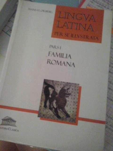 Imagen Lingva latina per se illvstrata pars I, familia romana